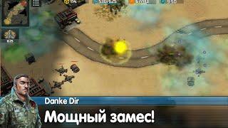 Тяжелый бой против 21 ранга Art of war 3 PvP