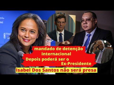 Entrevista COMPLETA do PGR angola Hélder Pitta Gróz na RTP em Portugal / #Caso #IsabeldosSantos