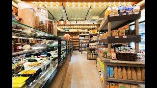 # 523 Обзор продуктов на полке Здорового питания.