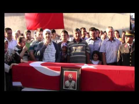 Asker Yasin Uz'un Cenaze Töreni(İBRAHİM ÖZTOSUN)