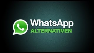 Alternativen zu Whatsapp | Threema, Telegram und mehr
