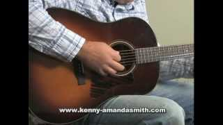 "Collings CJ Mh SB - Kenny Smith - ""Leather Britches"""