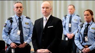 Norwegian terrorist Breivik wins