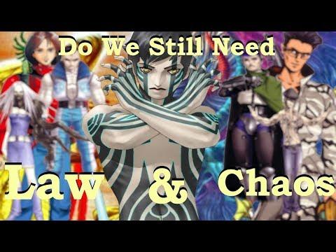 Does Shin Megami Tensei Still Need Law & Chaos