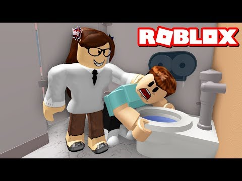 BULLIED BY MY TEACHER IN ROBLOX