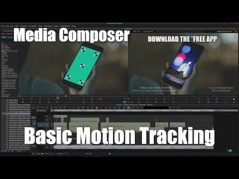 Media Composer - Basic Motion Tracking 101