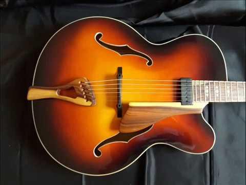 Kent Armstrong Slimbucker Jazz Guitar Pickup Neck Mount