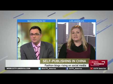 Lindsey Carnett on China's publishing sector