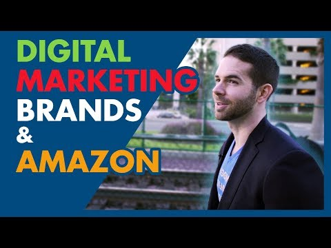 The Future of Digital Marketing, Brands, and Amazon | San Diego Vlog