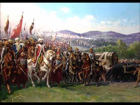 Fatih Sultan Mehmet's First War In Albania