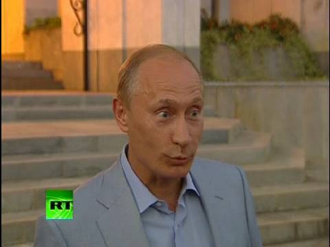 Full video of Putin Q&A on Russian Spies' heavy lot