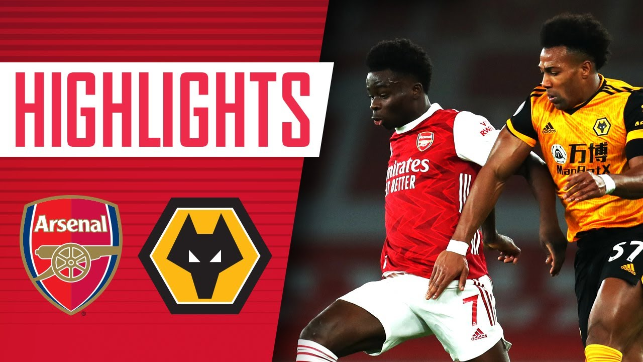 Download HIGHLIGHTS | Arsenal vs Wolves (1-2) | Premier League