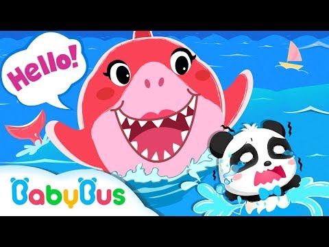 Baby Panda's Falling into Water | Swimming Safety Tips for Kids | BabyBus