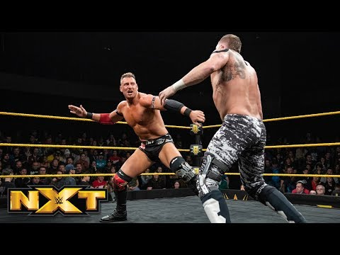 Dominik Dijakovic vs. Shane Thorne: WWE NXT, Feb. 13, 2019