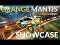 Orange Mantis Orange Septem Showcase Rocket League mp3