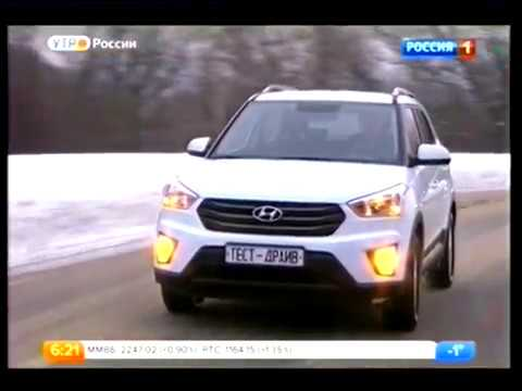 Hyundai Creta Хундай Крето .Видео обзор.Тест драйв.
