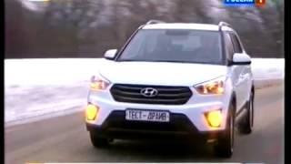 Hyundai Creta Хундай Крето .Видео обзор.Тест драйв. смотреть