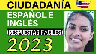 EXAMEN DE CIUDADANÍA AMERICANA 2019 EN ESPAÑOL E INGLÉS: RESPUESTAS FÁCILES
