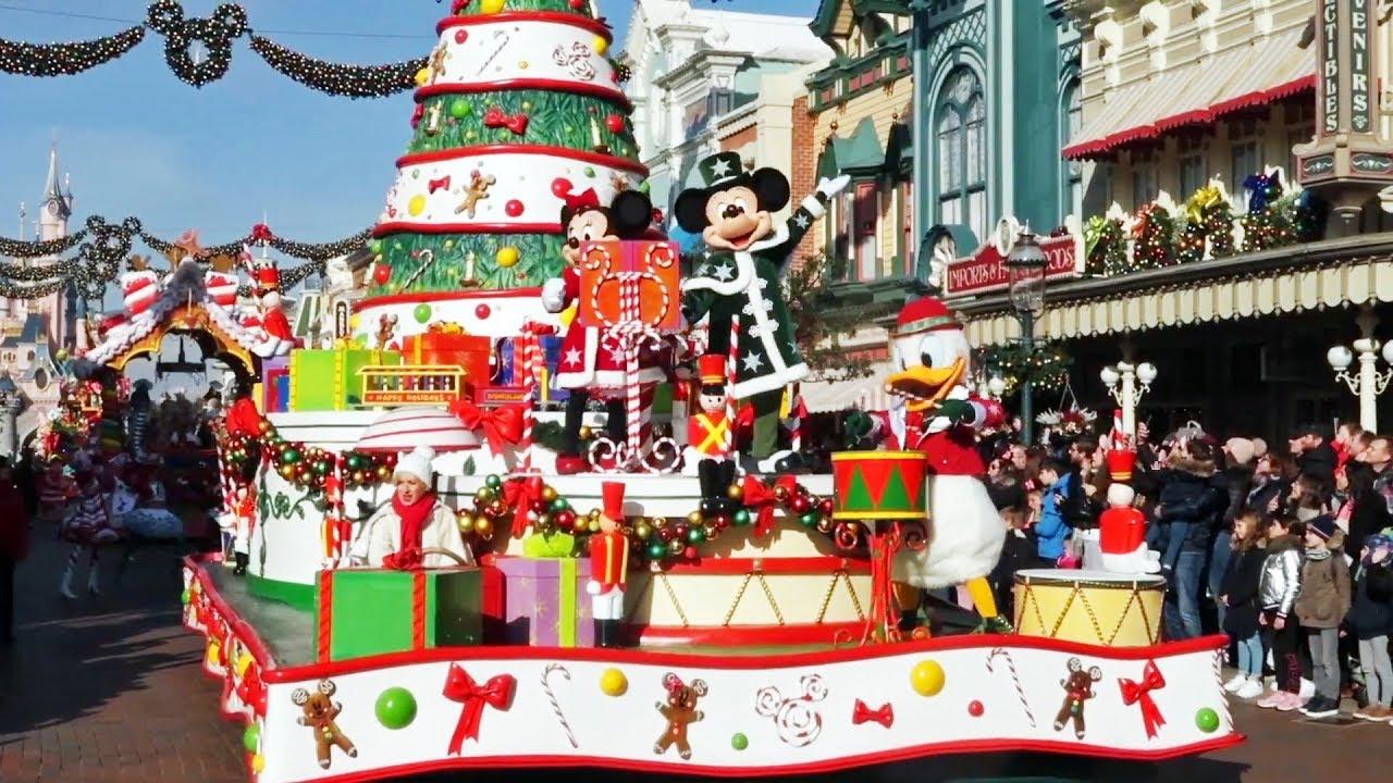 Disney's Christmas Parade 2019 at