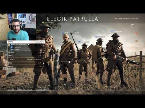 Battlefield 1 Así se debe jugar el mapa del Somme atacando
