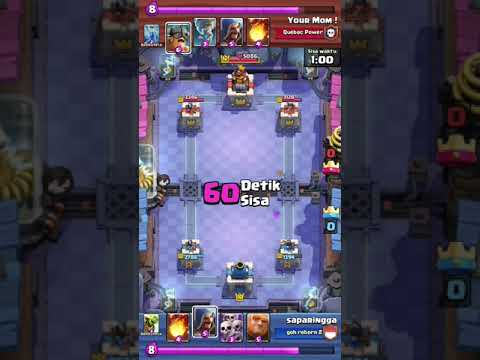 Clash Royale Saparingga