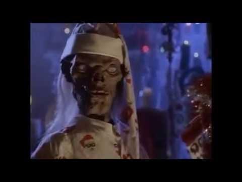 Tales From The Crypt Keeper Christmas Holiday Snow Ski Xmas Santa ...