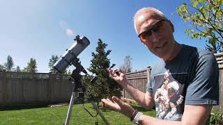 Using a Telescope