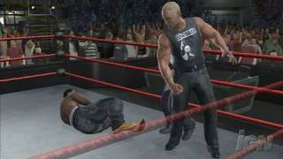 WWE SmackDown vs. Raw 2008 PlayStation 3 Gameplay -