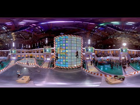 Candy Crush Gameshow in VR 360