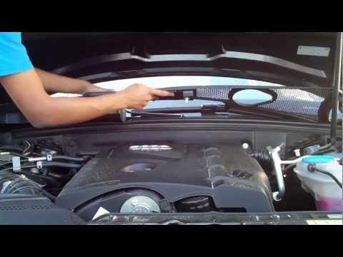 audi b8 a4 2.0t oil change.wmv - youtube