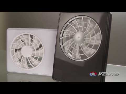 VENTS IFan - обзор интеллектуального вентилятора