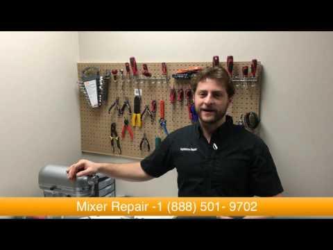 KitchenAid Mixers Repair Service - All Over Canada