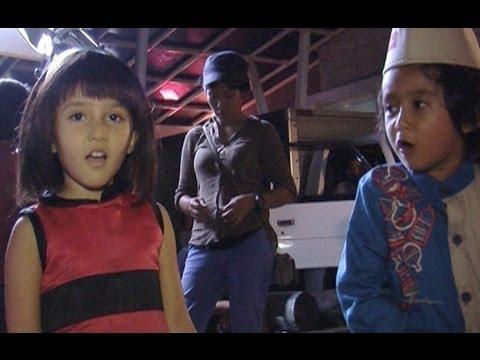 Keseruan Hadijah Dimalam Terahir Ramadhan - Intens 7 Agustus 2013