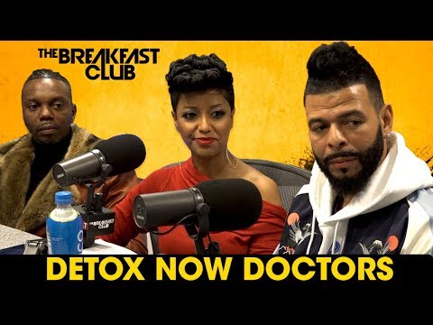 Gessie Thompson And Her Team Talk 14-Day Detox, Female Erectile Disfunction + More