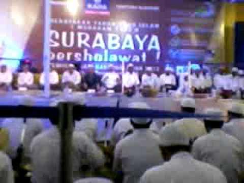 Ahbabul Musthofa Shallallahu Ala Muhammad Surabaya Bersholawat