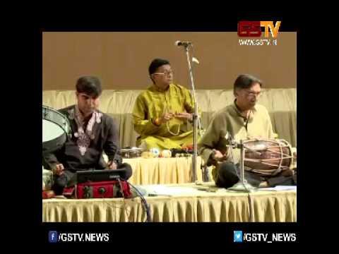 Gujarat Samachar and Samanvay Kavya Sangeet Samaroh 2015 : Bhumi Trivedi Performs Live