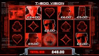 Terminator 2 Online Slot Game Promo(Cyberdyne Systems Model 101 has a new mission. And it's going to be every inch the blockbuster. Expect sparks to fly in this spectacular five-reel, 243 ..., 2014-05-07T08:07:23.000Z)
