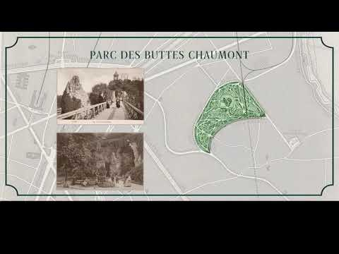 Parks for the Public  The Greening of Paris 1852–70