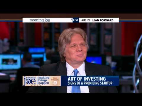 David S. Rose on SharkTank (Morning Joe - MSNBC)