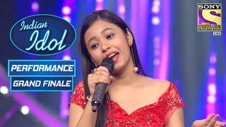 Neelanjana ने दिया एक Mesmerizing Performance! | Indian Idol Season 10 | Grand Finale