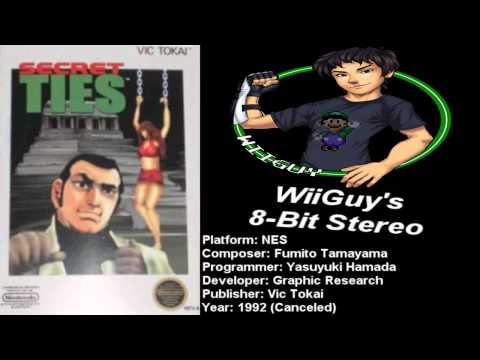Secret Ties (NES) Soundtrack - 8BitStereo
