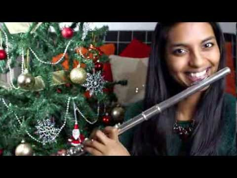 Have Yourself A Merry Little Christmas - Flute Cover