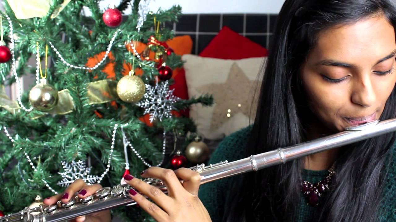 Have Yourself A Merry Little Christmas - Flute Cover - YouTube