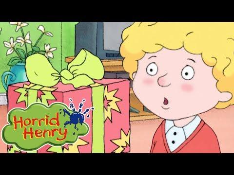 Horrid Henry - Peter's Birthday | Cartoons For Children | Horrid Henry Episodes | HFFE