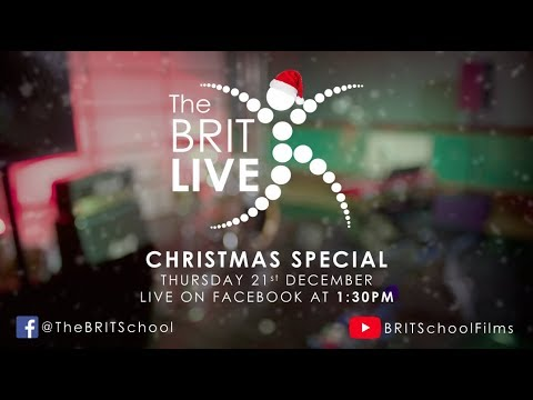 The BRIT Live - Christmas Special
