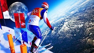 THE WINTER OLYMPICS! (STEEP DLC)