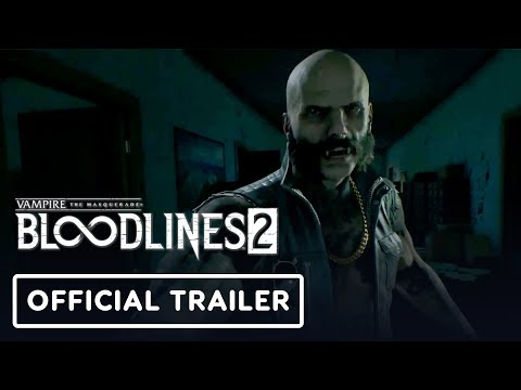 Vampire: The Masquerade – Bloodlines 2 Official Gameplay Trailer – E3 2019