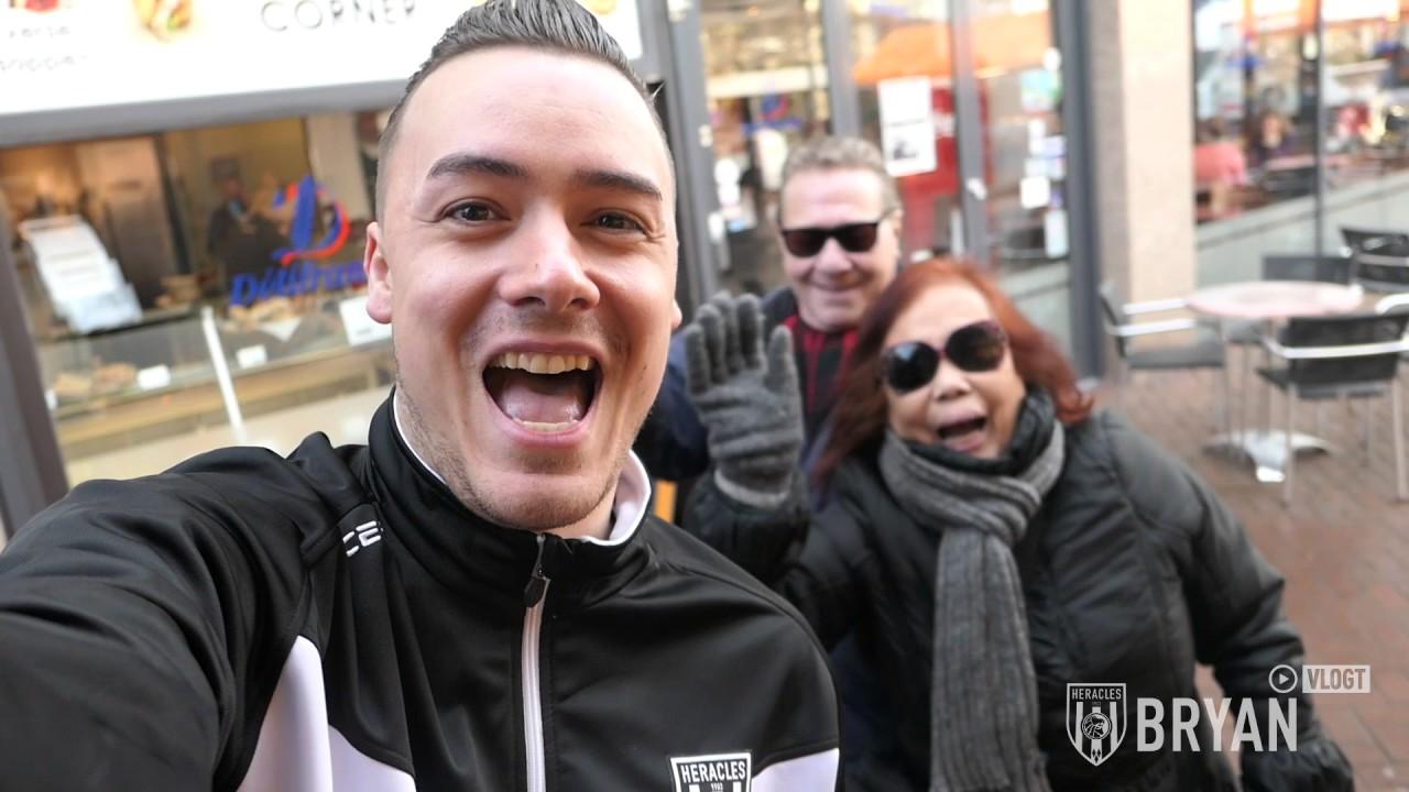 Bryan vlogt #5 | Start E-Divisie en geplaatst voor Madrid!