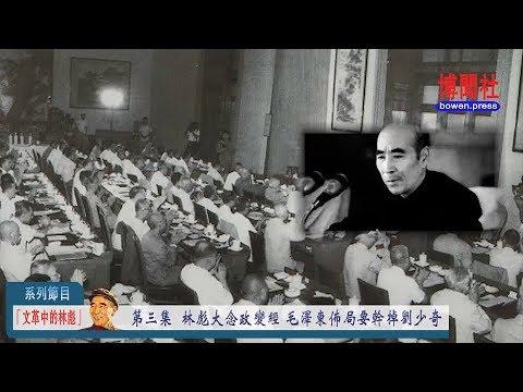 丁凯文:林彪大念政变经 毛泽东布局要干掉刘少奇