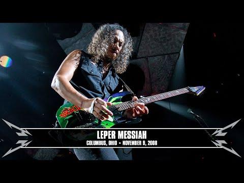 Metallica: Leper Messiah (MetOnTour - Columbus, OH - 2008) Thumbnail image